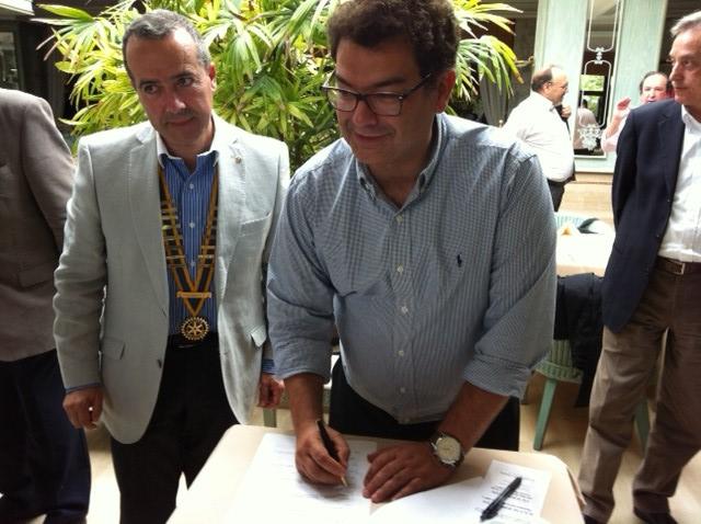 Firma Presidentes 10