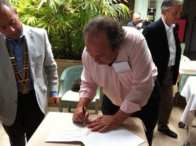 Firma Presidentes 13