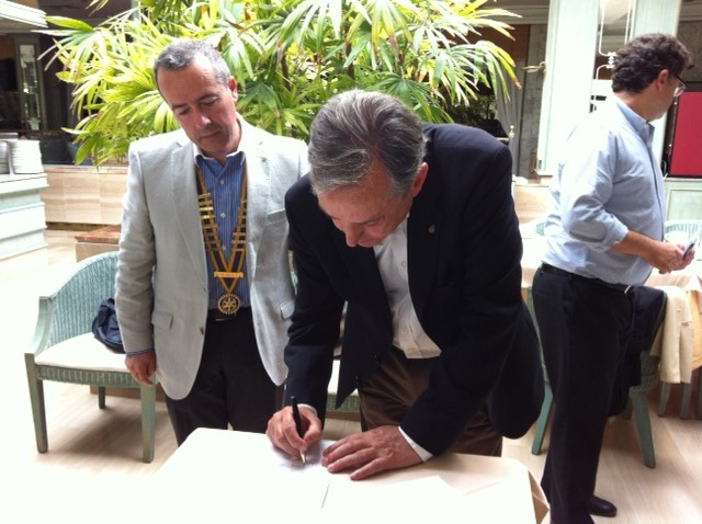 Firma Presidentes 14