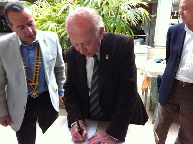 Firma Presidentes 2