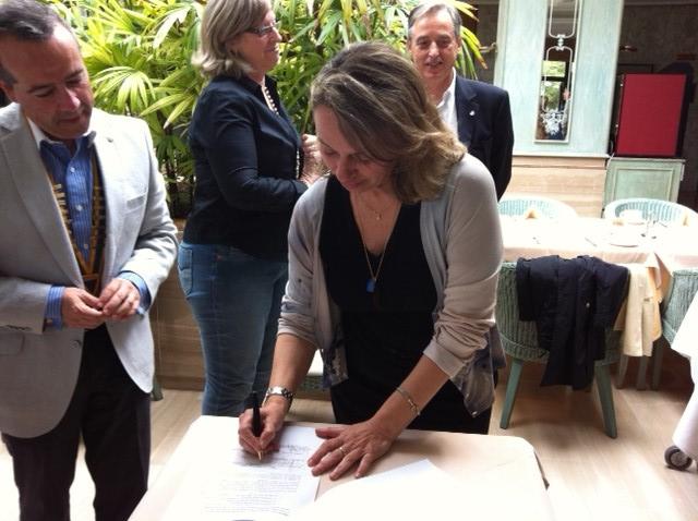 Firma Presidentes 4