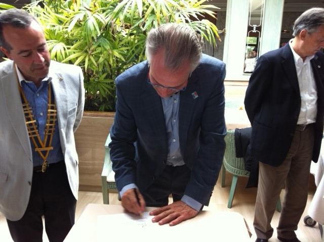Firma Presidentes 5