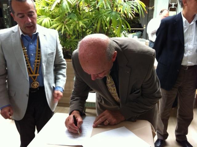 Firma Presidentes 6