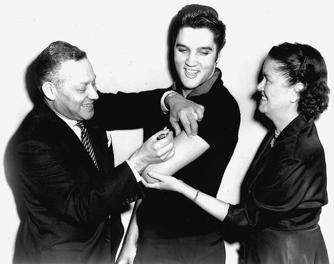 Elvis Polio 1