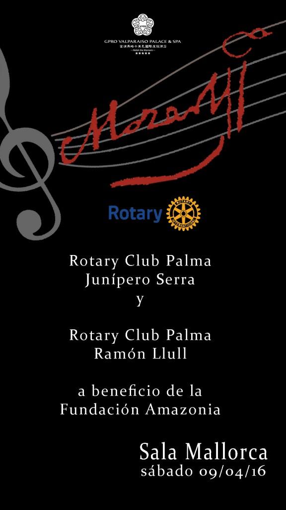 Cartel Audición Mozart